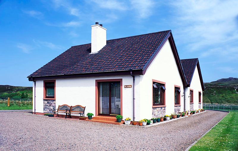 4 star B&B near Gairloch
